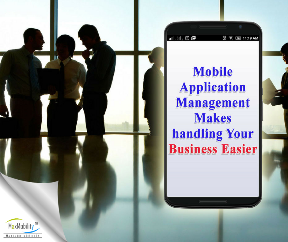 Enterprise Mobility – a new tool to Manage Business Process Efficiently