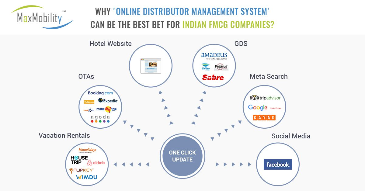 Why 'Online Distributor Management System' Can be the Best Bet for Indian FMCG Companies