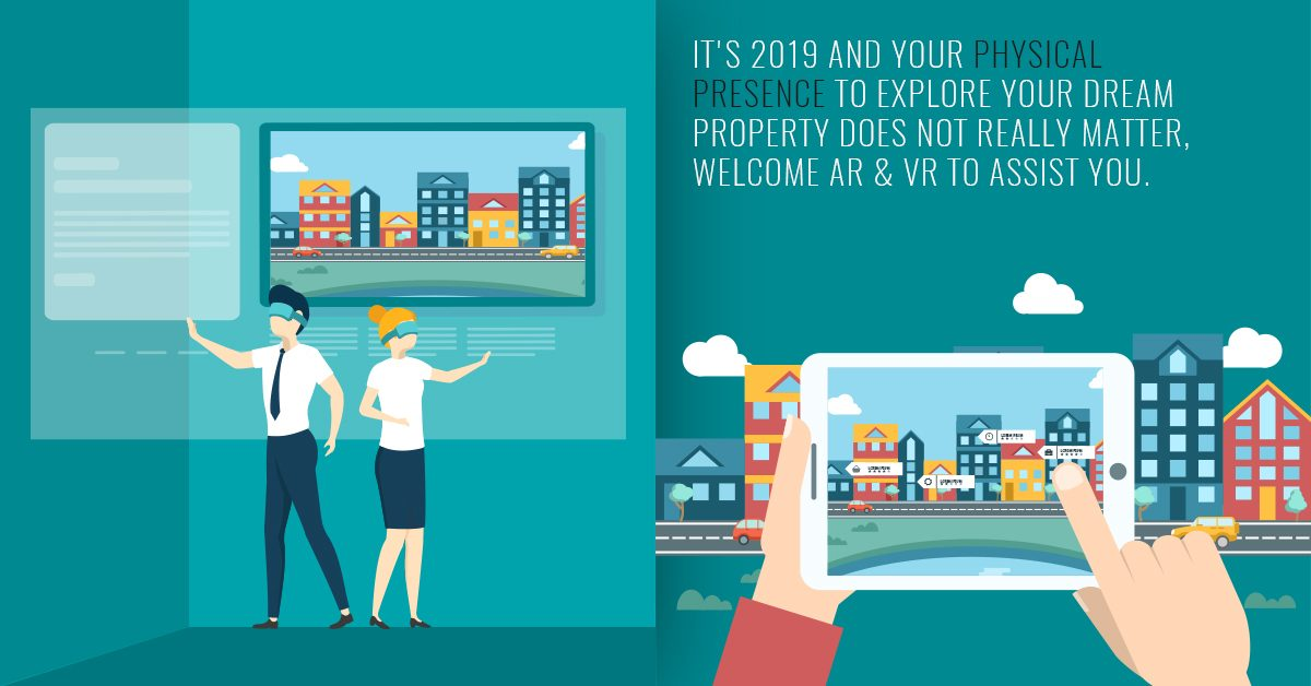 The Impact of AR and VR on the Realty Industry